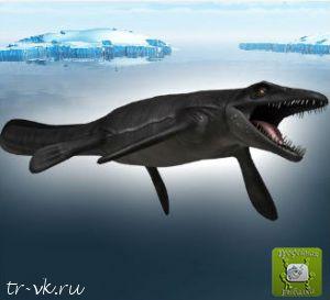 Мозозавр-гигантский